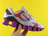 Nike Shox TL Nova 'White Black Hyper Violet' Women's Running Shoes [AT8046-100]