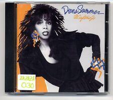 Donna Summer CD All Systems Go