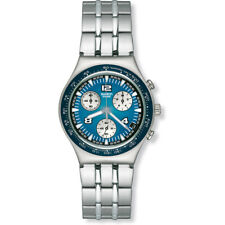 SWATCH IRONY CHRONO -  YCS443G  HIGHFLYER  - BRAND NEW !