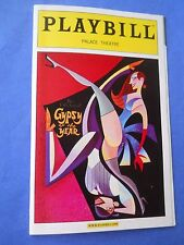 15th Annual -  Palace Theatre Program - Gypsy of the Year - Equity Fight Aids