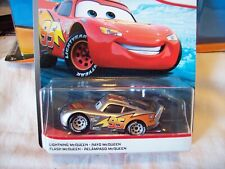 Disney Pixar Cars - Silver Lightning McQueen - 2020 release - Silver Collection