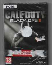 COD CALL OF DUTY BLACK OPS 2 PC NEUF VF INTEGRALE