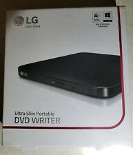New listing Lg Sp80Nb80 Portable Dvd-Writer - Dvd-Ram/±R/±Rw Support - 24x Cd Read/24x Cd Wr