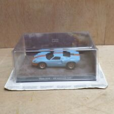 James Bond Ford GT40 from Die Another Day Blue Diecast Car Sealed 007 1:43
