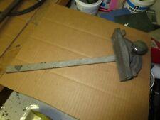 Vintage Craftsman Power Tools Table Saw Miter gauge, Head
