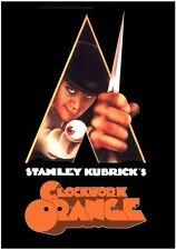 "A Clockwork Orange Poster [Licensed-New-Usa] 27x40"" Theater Size [Black Se]"
