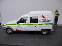 CITROEN C15 Van Fleuriste / Florist  1/43 scale model Atlas Editions ref gj