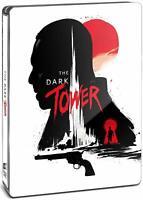 The Dark Tower - Limited Edition Steelbook Blu-ray 2017 Brand New