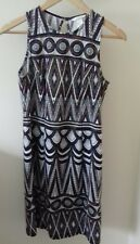 Used H&M WOMAN DRESS SIZE M MULTICOLOR