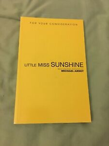 Little Miss Sunshine Best Original Screenplay Oscar FYC Arndt Dayton Faris Dano