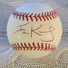 Ian Kennedy Signed Baseball Autographed Official Authentic Rawlings ROMLB