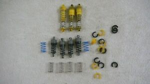 TAMIYA 1/10 SCALE TOURING CAR & OFFROAD FOX ?? SHOCK PARTS LOT USED