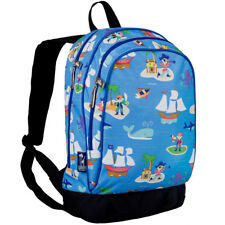 Wildkin Pirates Kids Backpacks, Children's Toddler Pirate Backpacks, Pirate Bag