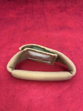 """CHO-PAT Original Knee Strap Brown Extra Small Less Than 10"""" Excellent Condition"""