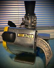Vintage Go Kart McCulloch Mc45 Racing Engine with clutch &Hp parts rare 1962/63