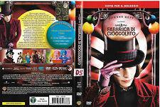 LA FABBRICA DI CIOCCOLATO (2005) dvd ex noleggio