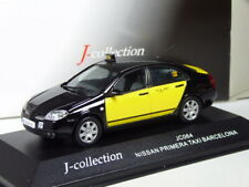 TOP: J-collection Nissan Primera Taxi Barcelona in 1:43 in OVP