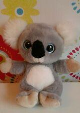 Keel Toys Koala Grey White Big Sparkle Eyes Soft Toy