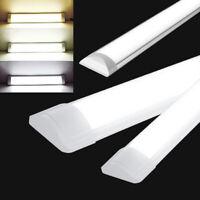 LED Röhre Tube 30/60/90/120cm Leuchtstoffröhre Lichtleiste Deckenleuchte 220V A+
