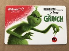 THE GRINCH WHO STOLE CHRISTMAS GIFT CARD COLLECTING