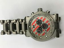 Oakley hollow point red face watch 26-305