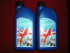 Morris Lubricants Suspension Fluid 10wt. X 2Ltr. New