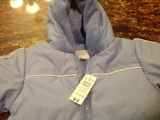 WINTER SNOW SUIT BY THE CHILDRENS PLACE NEW BABY BLUE 0-6 MO