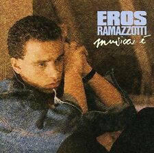Eros Ramazzotti - Musica E [New CD] Germany - Import