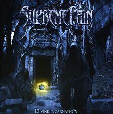 Supreme Pain - Divine Incarnation [New CD]