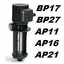 AP11 Coolant Pump Lubricant cooling water pumps Lathe Suds TANK milling drilling