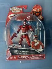 power rangers super megaforce turbo red ranger