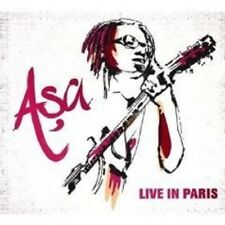 "ASA ""LIVE IN PARIS"" 2 CD 22 TITEL NEW+"
