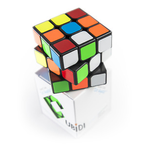 CUBIDI® Original Zauberwürfel 3x3 - Speedcube Magic Geschenk neu 3D training