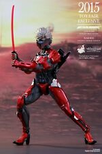 HOT TOYS Exclusive Metal Gear Rising Revengeance Raiden Inferno Armor Ver. 1/6