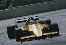 Arturo Merzario Firmato a Mano 12x8 photo formula 1 2.