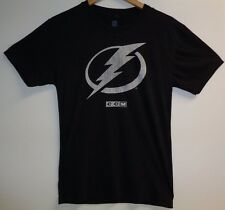 CCM NHL Size Large TAMPA BAY LIGHTNING STEVEN STAMKOS 91 #91 Gray New Mens Shirt