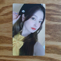Yeonhee Official Photocard Rocket Punch 3rd Mini Album Blue Punch Genuine Kpop