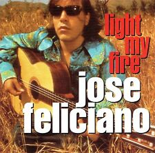 CD - JOSE FELICIANO / Light my fire