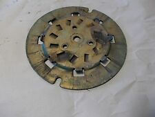 16HP SCOTT ATWATER 1955 Bail-A-MATIC RATCHET PLATE ABOVE FLYWHEEL