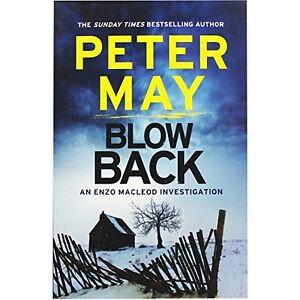 Blowback,Peter May,Quercus / Riverrun