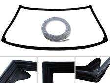 für Scheibe Glas Acryl 6/2,5 Auto & Motorrad: Teile Bulktex® Klemprofil Keder Gummi Dichtung pass