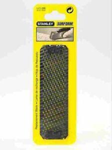 "5 Pack Stanley 21-398 5-1/2"" Fine Cut Replacement Blade for Surform Pocket Plane"