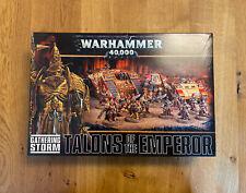 Warhammer 40K - Adeptus Custodes - Talons of the Emperor - Gathering Storm - NEU