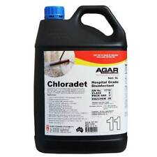 AGAR Chloradet 5L: Chlorinated Cleaners, Deodorant Action, Rose Perfume, *PickUp