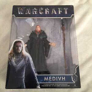 Warcraft Movie Medivh Action Figure