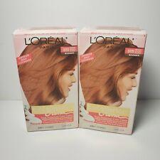 L'Oreal Excellence Creme 8RB Medium Reddish Blonde (Warmer) Womens Hair Dye - 2