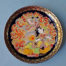 ROSENTHAL WIINBLAD Modern Design ALADDIN ALADIN Ring Spirit Porcelain PLATE # 5