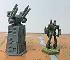 BattleTech/CityTech - Mapscale Building - Aa Tower and Quad Guns