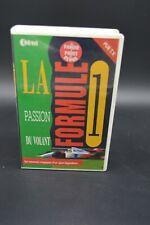 FORMULE 1 la passion du volant-1991-VHS