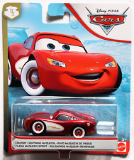 CARS - CRUISIN' MCQUEEN (SAETTA) BUMPER STICKERS - Mattel Disney Pixar